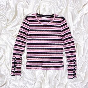 Madewell Multicolor Striped Sweater